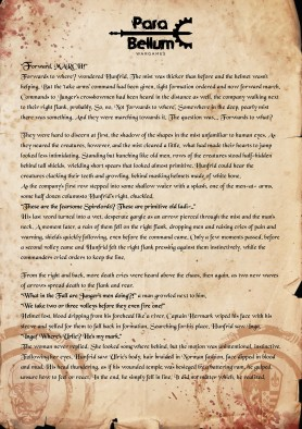 Lore Page