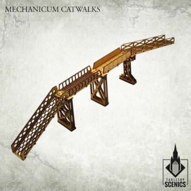 Mechanicum Catwalks 2