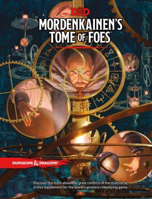 Mordenkainen's Tome Of Foes - Dungeons & Dragons