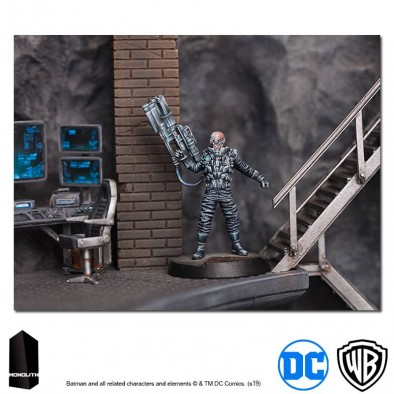 Mr Freeze (Model) - Monolith