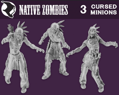 Native Zombies