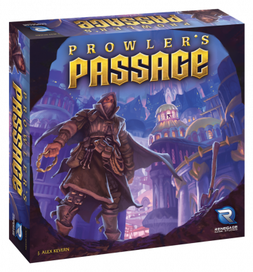 Prowler's Passage - Renegade Game Studios