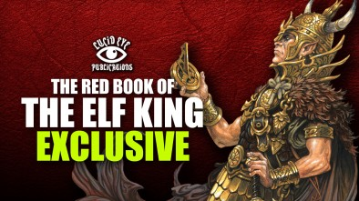Exclusive! What Is The Elf King? Lucid Eye's New Fantasy Project