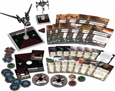 Saw's Renegades Expansion Pack - X-Wing