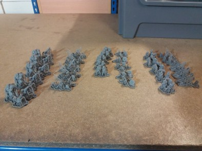 Sellsword Miniatures - Fabled Realms