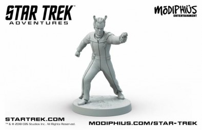 Star Trek Andorians - Modiphius