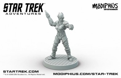 Star Trek Borg - Modiphius