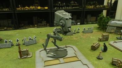 Star Wars Legion Painting VLOG P10 Feature