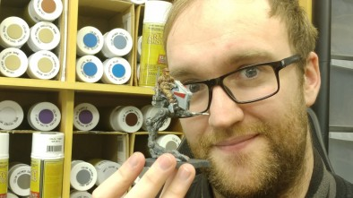 Star Wars Legion Painting VLOG P6 Feature