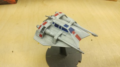Star Wars Legion Painting VLOG P8 Airspeeder