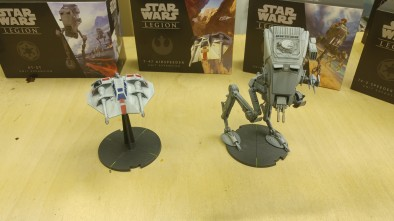 Star Wars Legion Painting VLOG P8 Vehicles