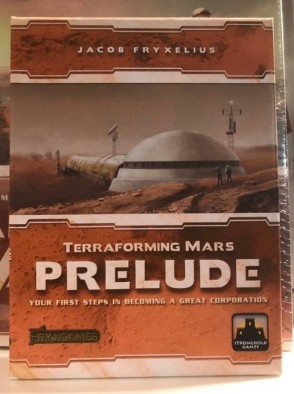 Terraforming Mars Prelude #1 - Stronghold Games
