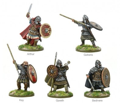 The Age of Arthur Knights of Camelot