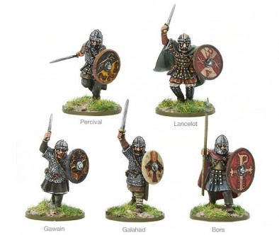 The Age of Arthur The Hunt for the Holy Grail