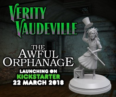 The Awful Orphanage - Verity