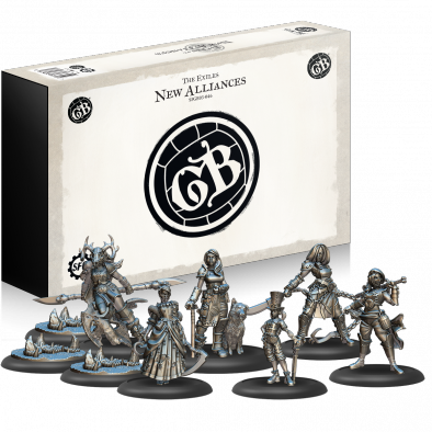 The Exiles - New Alliances - Guild Ball
