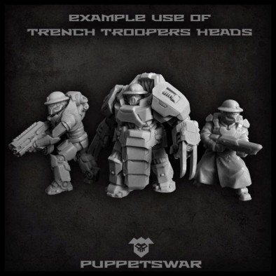 Trench Troopers Minis