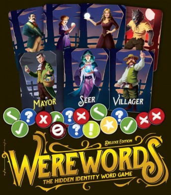 Werewords Cards & Tokens