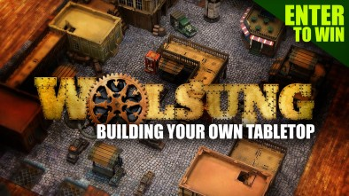 Building Your Own Wolsung SSG Tabletop