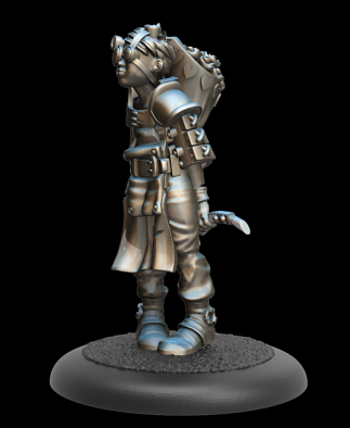 Steamforged Games Guild Ball Valentines 2018 Boiler