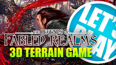 Let's Play: Fabled Realms - 3D Terrain Game