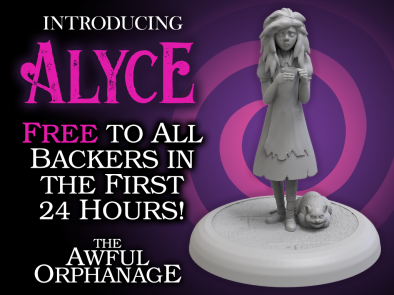Alyce - The Awful Orphanage