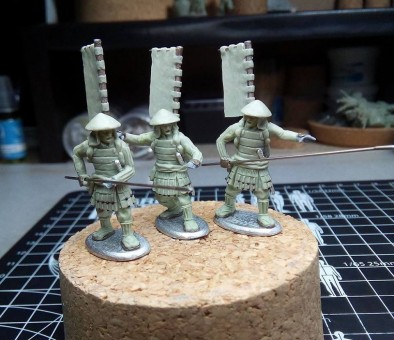 Ashigaru Spearmen - War Banner