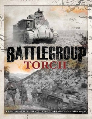 Battlegroup Torch - Plastic Soldier Company