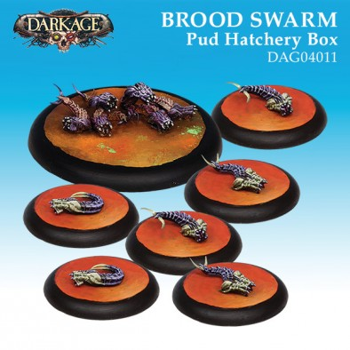 Brood Swarm Pud Hatchery Box - Dark Age
