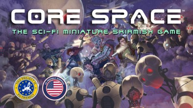 Core Space Main Image - Battle Systems