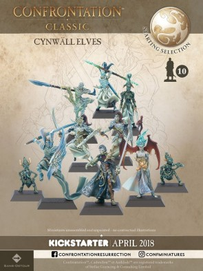Cynwall Elves - Confrontation