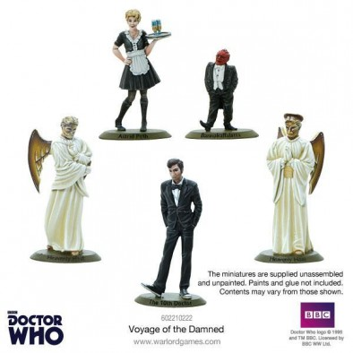 Doctor Who - The Voyage Of The Damned - Warlord Games