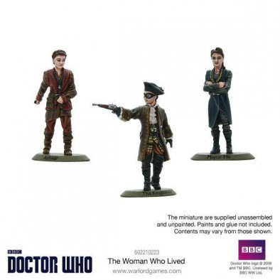 Doctor Who - The Woman Who Lived - Warlord Games