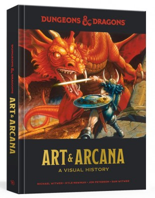 Dungeons & Dragons - Art & Arcana