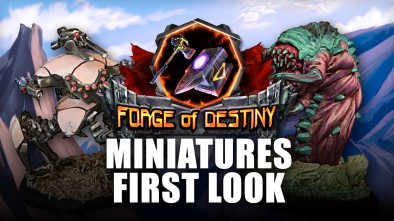 The Four Armies Of Forge Of Destiny + Full Rules Available To Try Out!