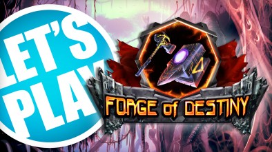 Let's Play: Forge of Destiny - F.A.L.C.O.N. vs Children of the Dragon