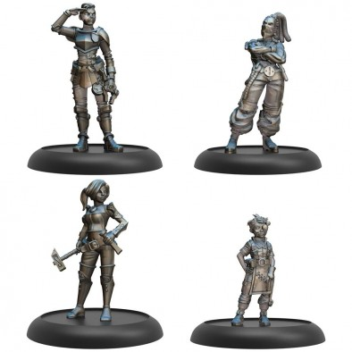 Guild Ball Rookies #1 - Steamforged Games