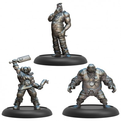 Guild Ball Rookies #3 - Steamforged Games