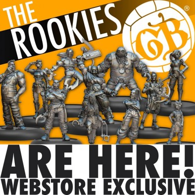 Guild Ball Rookies - Steamforged Games