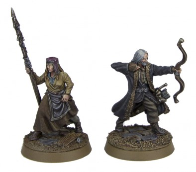 Hilda-Bianca and Percy - Games Workshop