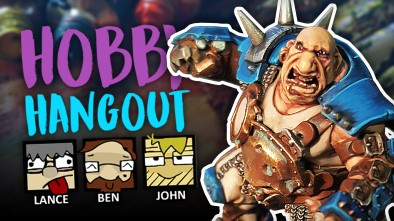 Hobby Hangout LiveStream [Catch Up Now]