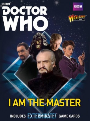 I Am The Master - Doctor Who - Warlord Games