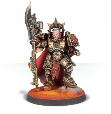 Legio Custodes Shield Captain - Forge World