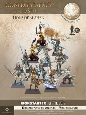 Lions Of Alahan - Confrontation