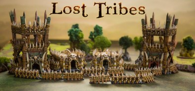 Lost Tribes Painted