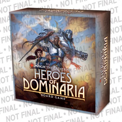 Magic The Gathering Heroes of Dominaria Board Game - WizKids