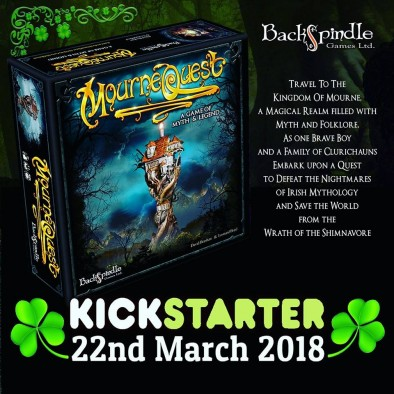 Mournequest - Backspindle Games
