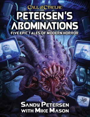 Petersen's Abominations Book - Chaosium