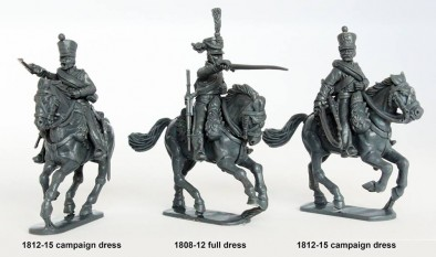 Plastic Line Chasseurs a Cheval #1 - Perry Miniatures