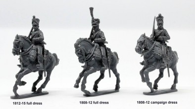 Plastic Line Chasseurs a Cheval #2 - Perry Miniatures